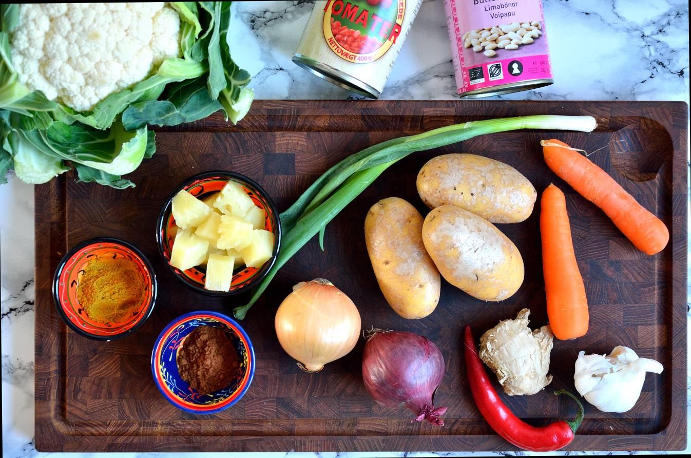 Curry-med-ananas-og-blomkål4