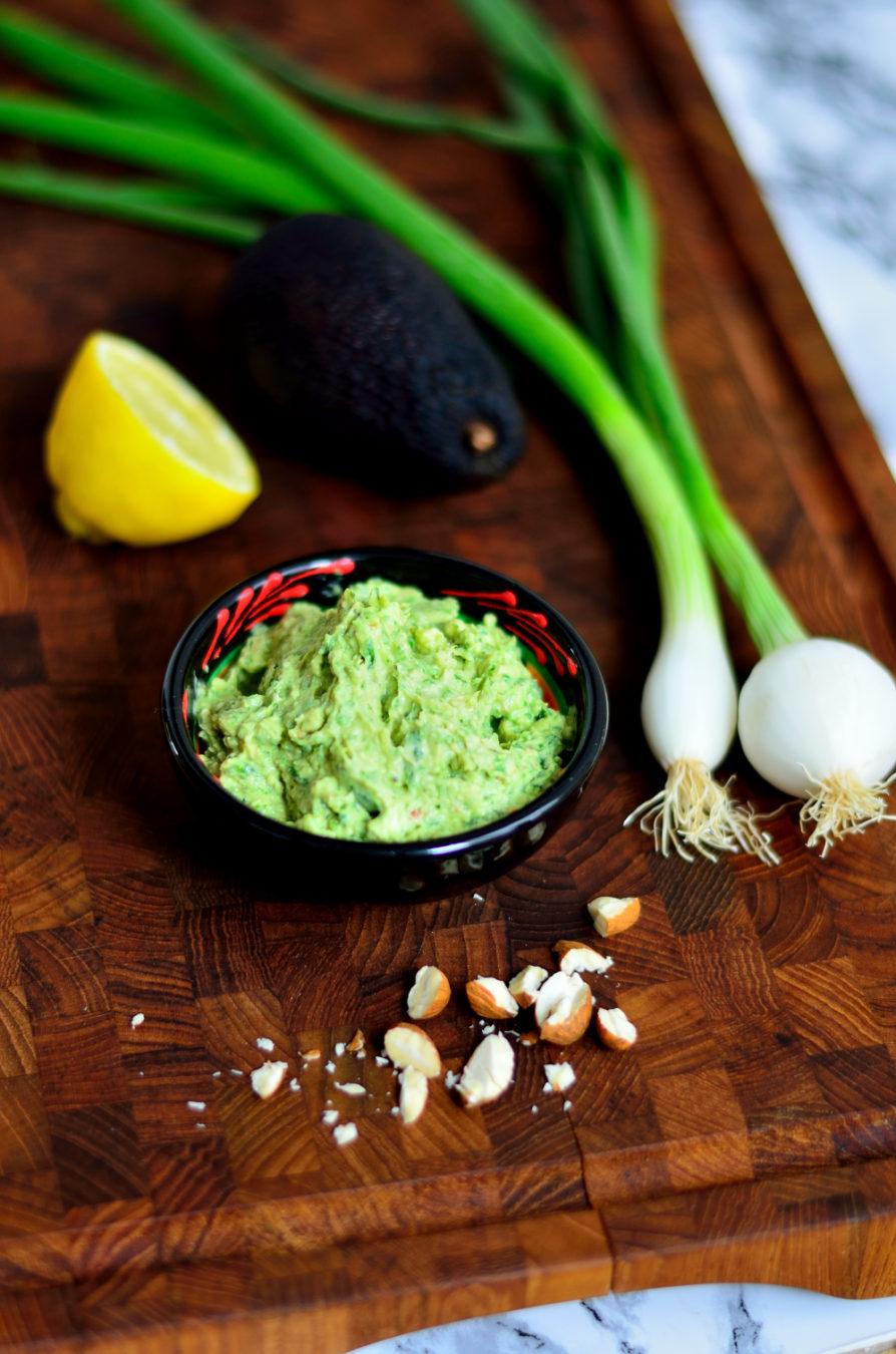 Opskrift på oliefri vegansk persille pesto