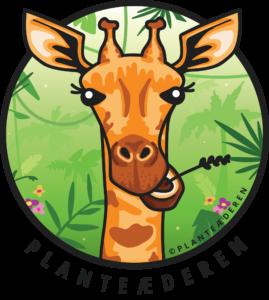 Planteæderen logo - instagram