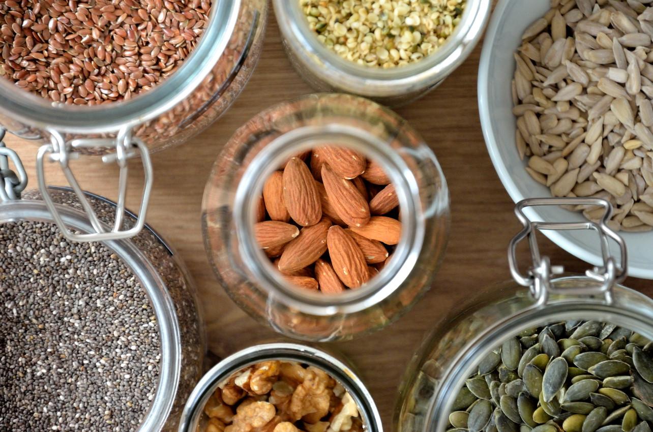 Protein, omega-3, vitaminer og mineraler på en vegansk og plantebaseret kost.